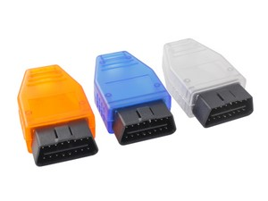 Type G Vehicle OBD Male Connector Shell