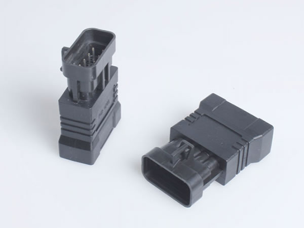 Opel Diagnostic 10 Pin Male to Female Adapter
